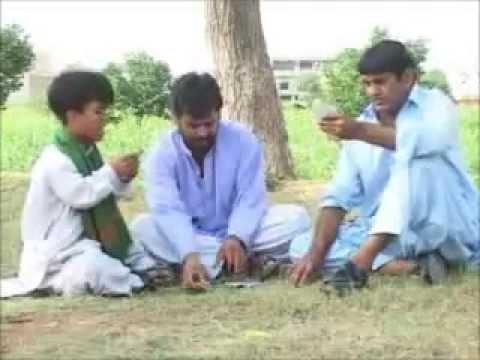 Roly Mangetran Ne – New Pothwari Full Comedy Drama 2013 Iftikhar Thakur