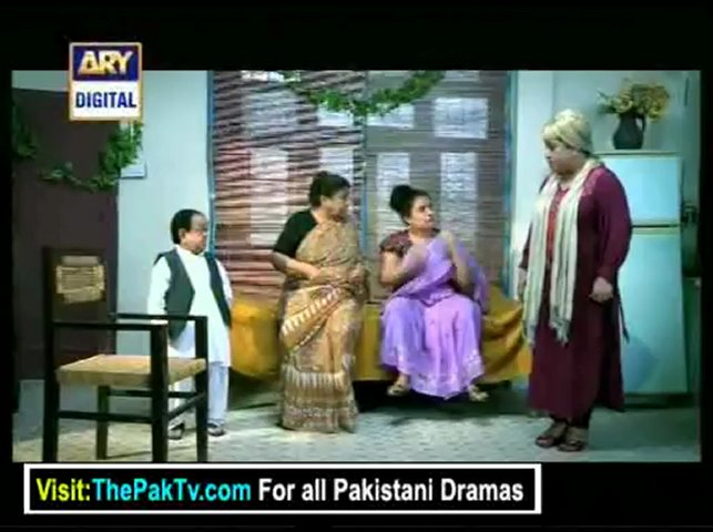 Quddusi Sahab Ki Bewah By Ary Digital Episode 55 – Part 4