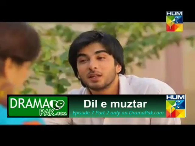Dil e muztar Episode 7 Part 2 HD