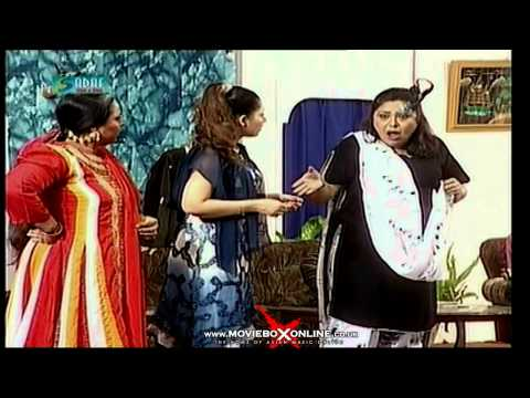 Salam Karachi – Umar Sharif – Pakistani comedy stage drama