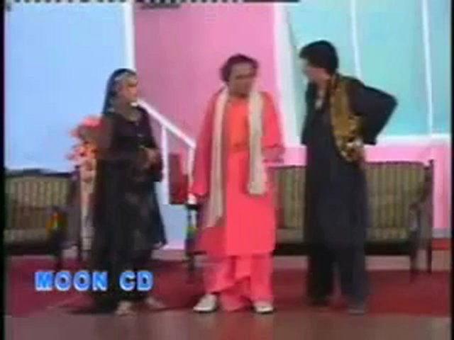 Time Pass Pakistani Punjabi Stage Drama Full_clip2