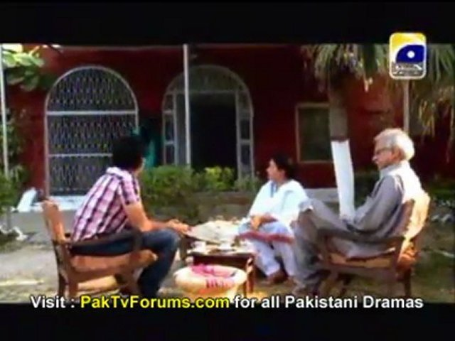 Jo Chaley Tu Jaan Sey Guzar Gaye by Geo Tv Episode 9 – Part 2/4