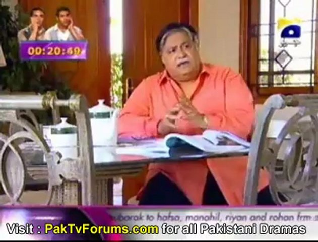 Annie Ki Aayegi Baraat by Geo Tv Episode 16 – Part 2/4