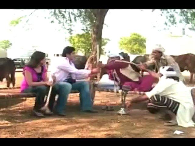 Pakistani Punjabi Stage Drama Mauj Mela Full Stge Drama FULL CD 1_clip1