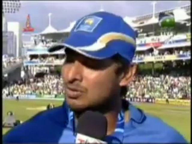 World T20 – Sangakkara with Sri Lankan Team By Punjabi Totay