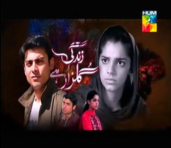Watch Zindagi Gulzar Hai Episode 16 | Full HD HUM TV Drama 15 March 2013