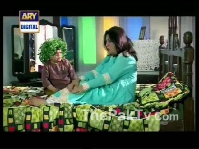 Watch Quddusi Sahab Ki Bewah By Ary Digital Episode 76