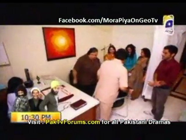 Watch Mora Piya By Geo Tv – Episode 8 – Part 1/4