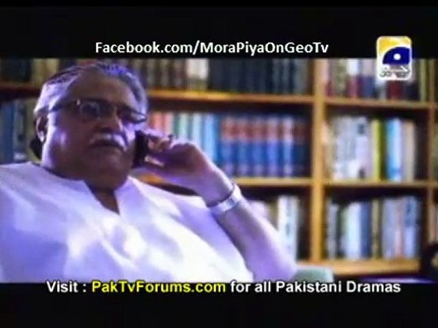 Watch Mora Piya By Geo Tv – Episode 8 – Part 4/4