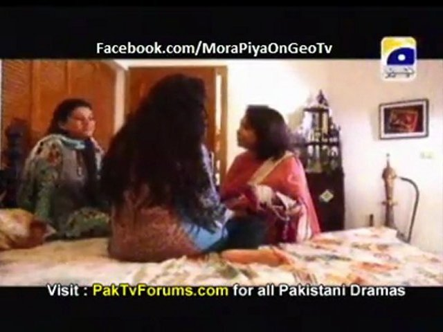 Watch Mora Piya By Geo Tv – Episode 8 – Part 3/4
