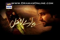 Pyaray Afzal Episode 15 Complete Drama on Ary Digital